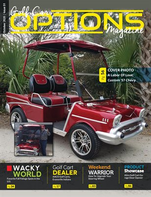 Golf Car Options Magazine - October 2020