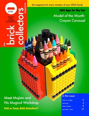 The Brick Collectors Magazine Issue #4