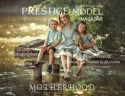 PRESTIGE MODELS MAGAZINE_ Motherhood Issue 02/09