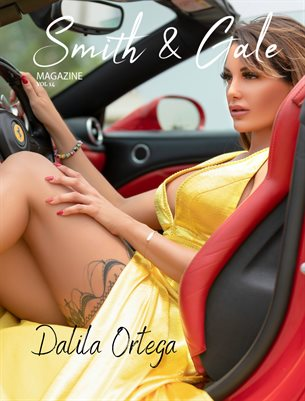 Smith & Gale Magazine Vol. 14 ft. Dalila Ortega