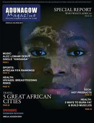 JUL/AUG 2011 Issue