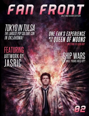 Fan Front Issue 2