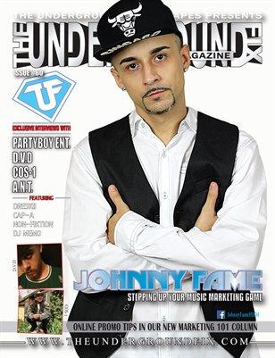 The Underground Fix Magazine Issue #60