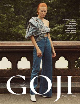 GOJI MAGAZINE ISSUE 4 VOL.5 2020