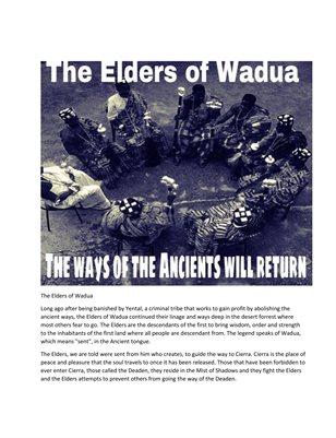 Elders of Wadua