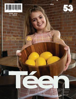 APRIL 2021 Issue (Vol: 53) | TÉENCRUZE Magazine