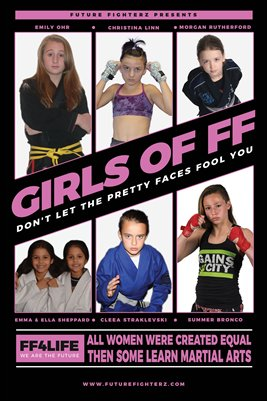 Girls Of FF #3