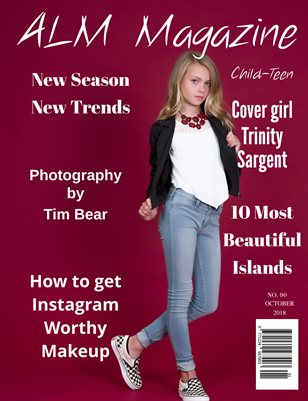 ALM Child-Teen Magazine, Issue 90, October 2018