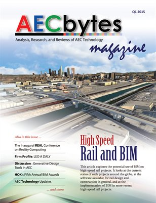 AECbytes Magazine Q1 2015