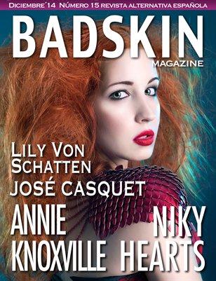 BadSkin Magazine #DIC2014