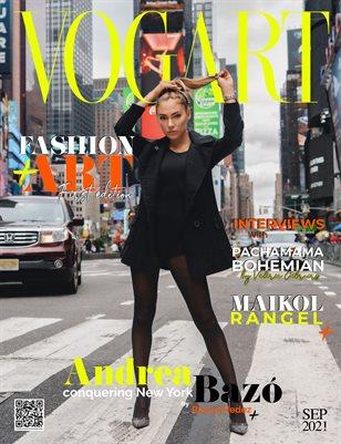 Vogart Magazine - First Edition: Urban Style