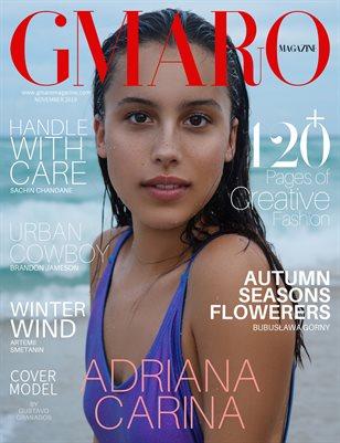 GMARO Magazine November 2019 Issue #20