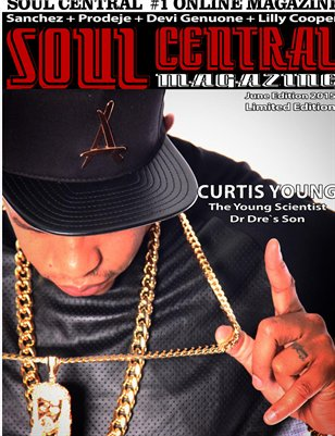 Soul Central Magazine June Special Edition 2015