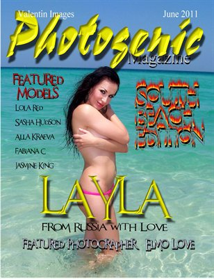 Photogenic Magazine June2011