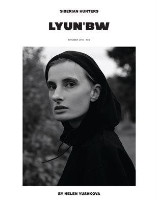 LYUN Black&White No.2 (VOL No.1) C3