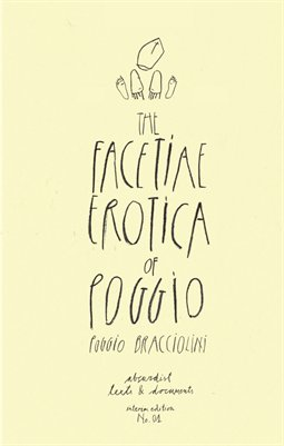 The Facetiae Erotica of Poggio