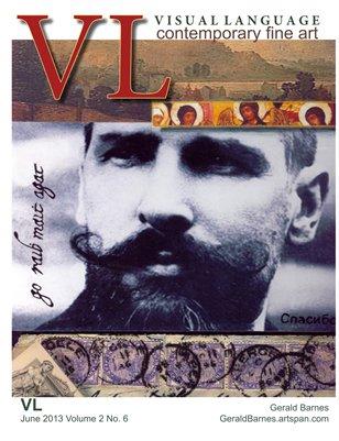 Visual Language Magazine Vol 2 No 6 Contemporary Fine Art