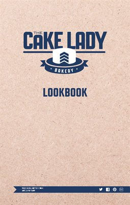 Cake Lady Lookbook