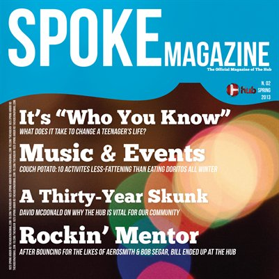 Spoke Magazine N.02 Spring 2013