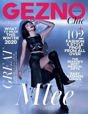 GEZNO Magazine December 2020 Issue #10