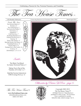 The Tea House Times Mar/Apr 2011 Issue