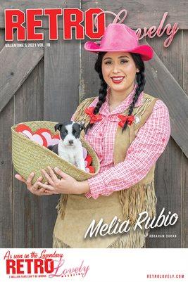 Valentine's 2021 – VOL 18 – Melia Rubio Cover