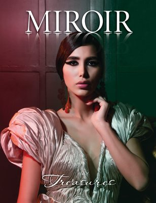 MIROIR MAGAZINE • Treasures • Rudy Shoushany