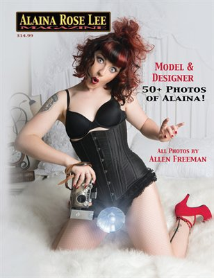 Alaina Rose Lee Magazine #1