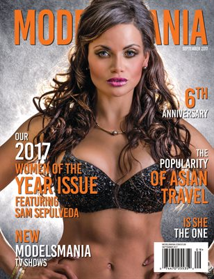 MODELSMANIA SEPTEMBER 2017 SAM SEPULVEDA