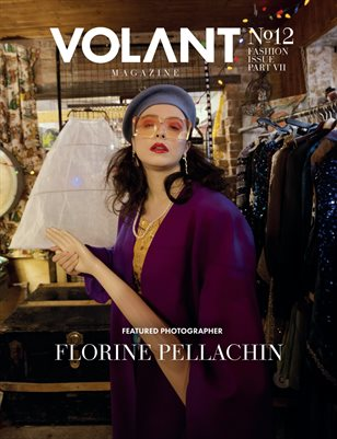 VOLANT Magazine #12 - FASHION Issue Part VII