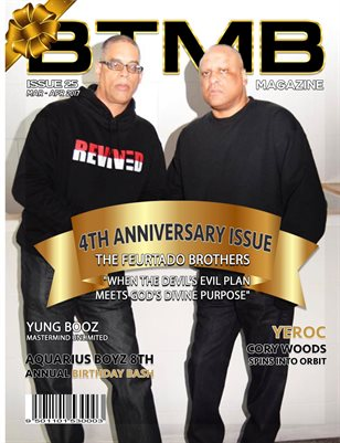 Issue 25 BTMB Magazine 4th Anniversary