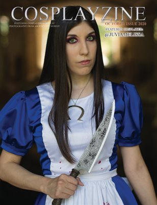 CosplayZine October 2020