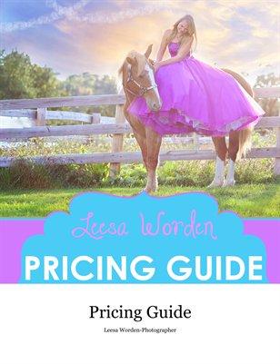 Leesa Worden Price Guide