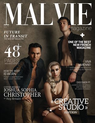 MALVIE Mag | Creative Studio Edition | Vol. 09 JUNE 2020