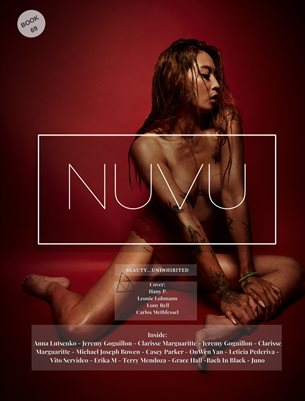 Nuvu Magazine Nude Book 69 Featuring Hany P.