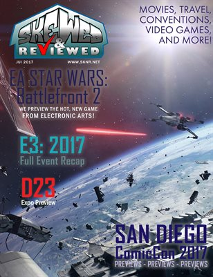 Skewed and Reviewed: The Magazine July 2017