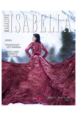 ISABELLA Magazine Covers Poster - issue 4, March 2021