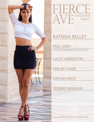 Fierce Ave Magazine Issue 2