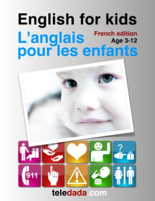English for kids. L'anglais pour les enfants.