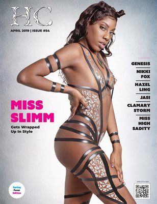 Issue #54 - Miss Slimm