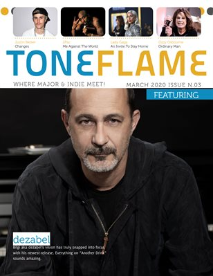 ToneFlame Magazine March 2020