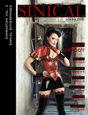Sinical Domination Vol. 2 - Jean Bardot cover