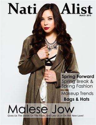 Nation-Alist Magazine March 2015