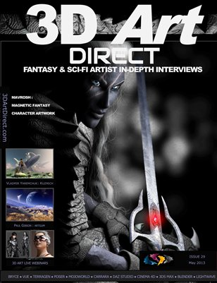 3D Art Direct Issue 29