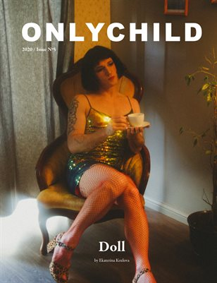 ONLYCHILD Issue 5 Cover B