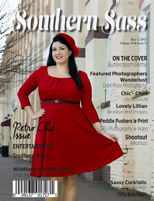 Southern Sass Magazine | Volume 4 Issue five | Retro Chic Issue