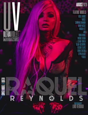 ULTRAVIOLET Magazine: August 2020 Cover Two