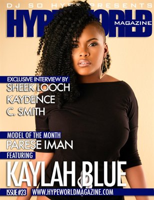 HYPE WORLD MAGAZINE ISSUE #23