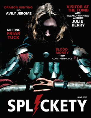 Splickety Magazine June 2017