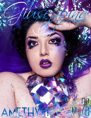 Issue #26: Amethyst (Cover 3)